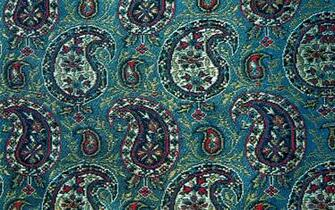 Cute girly preppy bohemian ikat paisley pattern Click Customize It to
