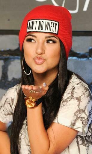 Download Becky G Wallpaper for Android by cube wallpaper   Appszoom