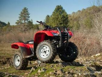 Honda ATVs   Motorcycle USA