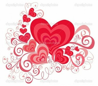 Valentines day Hearts Hd wallpapers Pictures Photos 2013 Photo