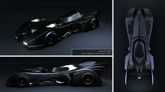 Batmobile   1989 by bruno leveque