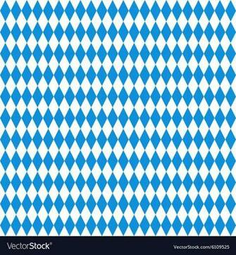 Oktoberfest checkered background Royalty Vector Image