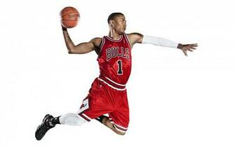 Derrick Rose 2013 Chicago Bulls NBA USA Hd Desktop