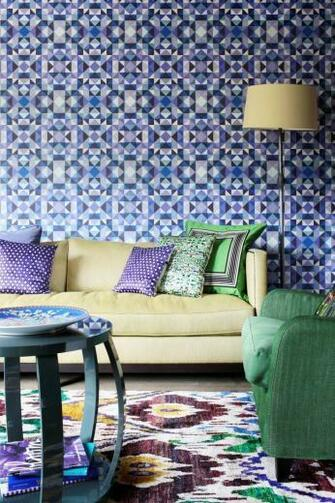 Most colorful wallpapers for beautiful homes and wallpaper ideas and