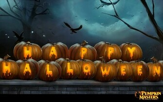 Halloween Desktop Wallpapers Halloween Carving Designs