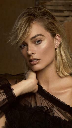 Download Margot Robbie 2019 Pure 4K Ultra HD Mobile Wallpaper