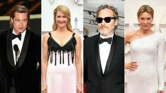 2020 Oscar Winners Are Here Parasite Joaquin Phoenix Brad Pitt