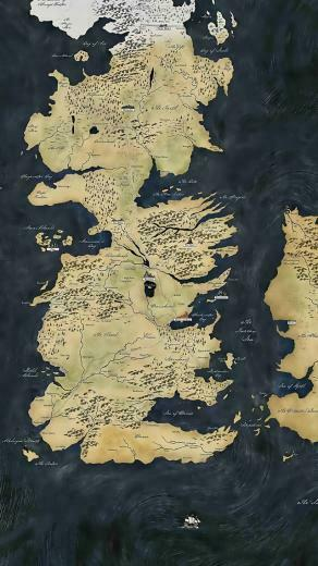 Map Game of Thrones iPhone 5s Wallpaper Download iPhone Wallpapers