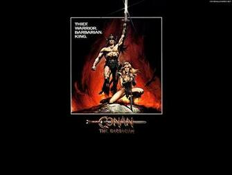 Pics Photos   Wallpaper Title Conan The Barbarian