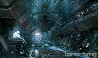 HALO 4 Wallpaper Concept ART Image POSTER HD Zeromin0