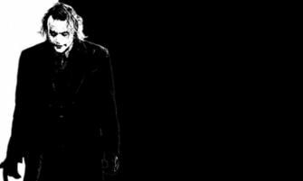 The Joker The Dark Knight Wallpaper by Niall Larner