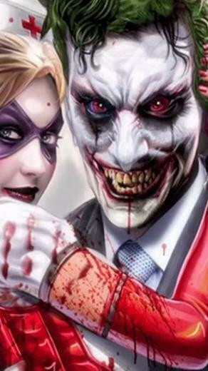 Wallpaper Joker And Harley Android   2019 Android Wallpapers
