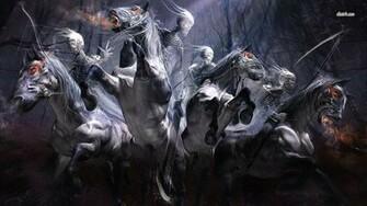 Four Horsemen of the Apocalypse Tattoos Pinterest