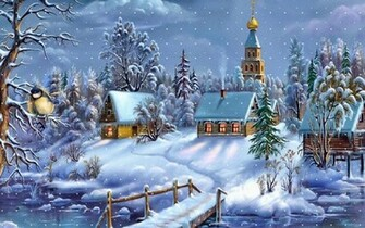 Christmas Animated Wallpaper Download HD Wallpapers