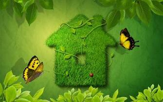 Design Green House Nature Wallpapers For Desktop Backgrounds HD
