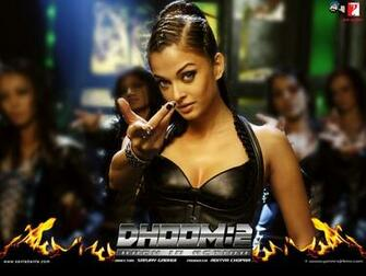 Wallpaper Dhoom2 The Indian films film
