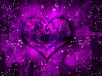 Beautiful purple heart wallpaper purple heart wallpaper purple
