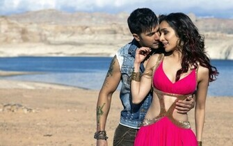 HD Wallpapers Shraddha Kapoor in Aashiqui 2 ABCD 2 and Ek Villain HD
