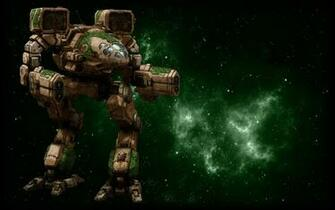 MWO Timber Wolf Mad Cat Wallpaper 2 by Odanan