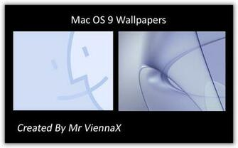 Mac OS Classic Wallpapers by Mr Vienna X