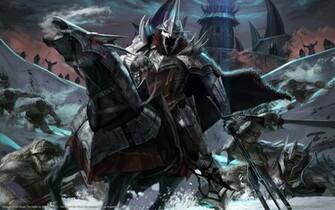 artwork   Lord of the Rings Wallpaper