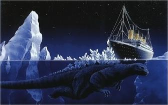 Ships Godzilla Wallpaper 1440x900 Ships Godzilla Underwater