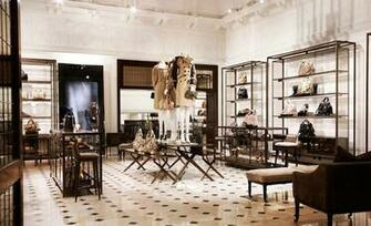 new Burberry flagship store London Fashion Wallpaper Magazine