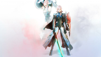 Lightning Returns   FFXIII Wallpaper by MikoyaNx