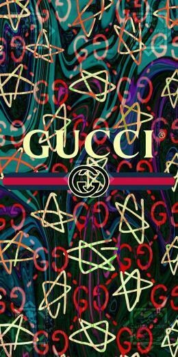 Art Wallpaper Gucci Cartoon Supreme Logos wwwgalleryneedcom