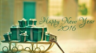 Happy New Year 2016 New 3D Wallpapers Download  2jpg