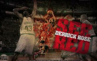 Derrick Rose MVP Wallpaper by Angelmaker666 on deviantART