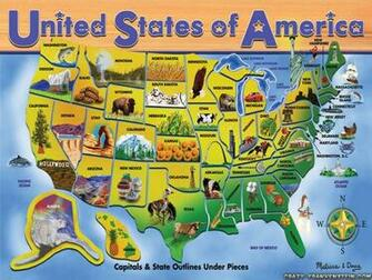Map Of United States Wallpaper PicsWallpapercom