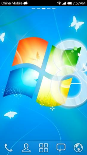 Windows 8 Live Wallpaper HD 107 screenshot 1