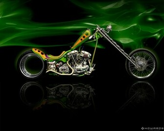 Harley Davidson Chopper Exclusive HD Wallpapers 1920