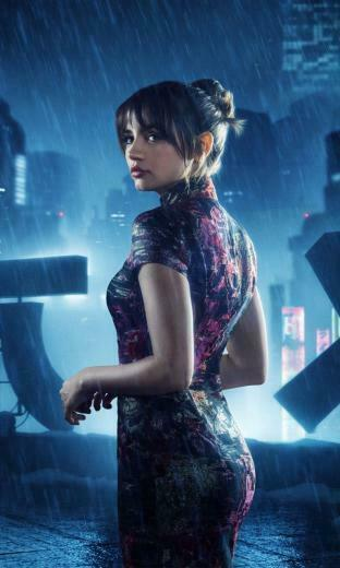 blade runner 2049 joi Ana de Armas as Joi in Blade Runner 2049