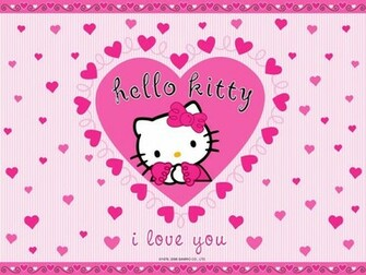 free hello kitty wallpaper download   hello kitty desktop wallpaper