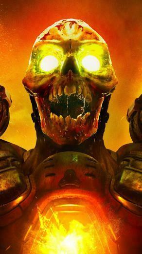 Doom 2016   Wallpaper   Wallpaper Style