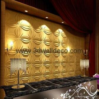 Made in China individual bamboo wall panel