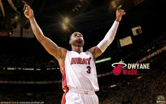 Dwyane Wade Wallpaper by lisong24kobe