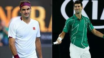 Australian Open 2020 Roger Federer and Novak Djokovic results and