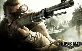 Sniper Elite V2 Wallpaper HD