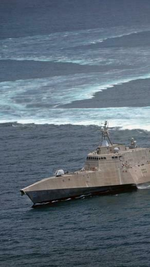 USS Independence Wallpaper Military USS Independence lead ship LCS