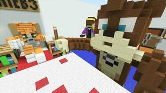 Minecraft Xbox   Stampys Bedroom   Hunger Games