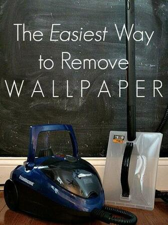 The Easiest Way to Remove Wallpaper using the Steam Machine