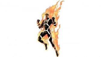 9 Human Torch HD Wallpapers Background Images