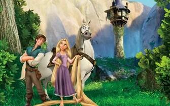 Tangled Rapunzel HD Wallpapers Download