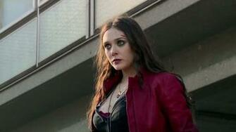 Elizabeth Olsen Says Scarlet Witch Will be the Wild Card in