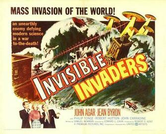 Alien Invasion Films Wallpapers