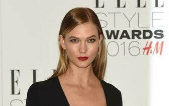 Kloss portrait at the 2016 Elle Style Awards in Londo wallpaper 17486