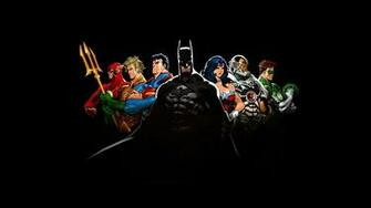 DC Comics heroes Wallpaper 5068